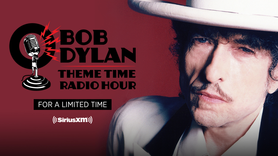 bob dylan theme time radiohour poster Bob Dylan is Resurrecting Theme Time Radio Hour Show For New Episode