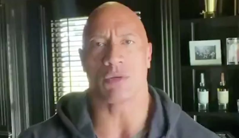 Dwayne Johnson Tests Positive for Coronavirus