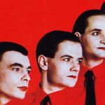kraftwerk UK and German Versions of the 12345678 Catalogue on Colored Vinyl