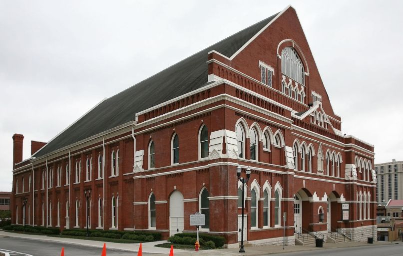 ryman-auditorium-reopening-coronavirus-scotty-mccreery