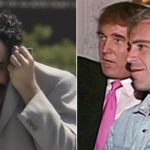 Borat / Donald Trump and Jeffrey Epstein