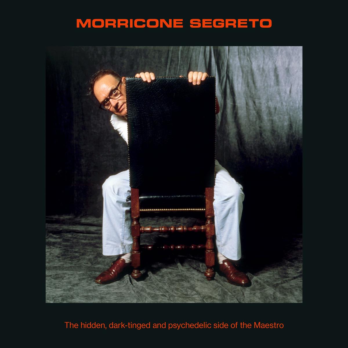 Ennio Morricone Morricone Segreto artwork