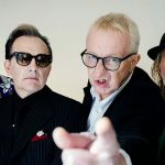 The Damned reunited original lineup