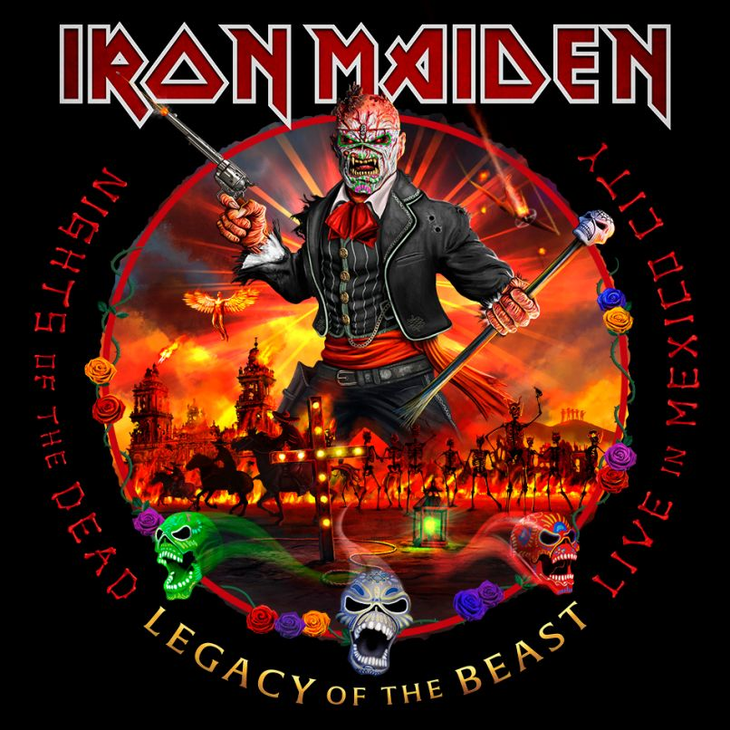 Iron Maiden: Live in Mexico City