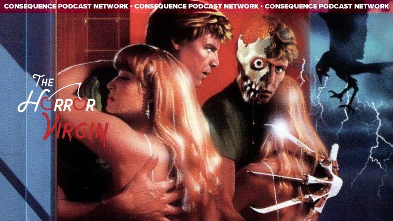 The Horror Virgin - A Nightmare on Elm Street 2