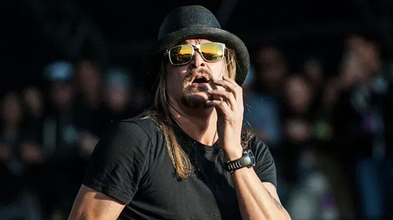 Kid Rock Told to Wear a Mask