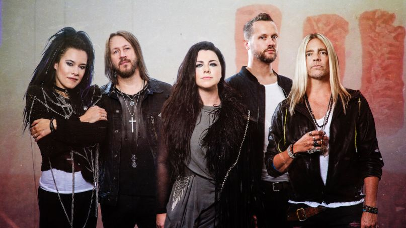 Evanescence streaming concert