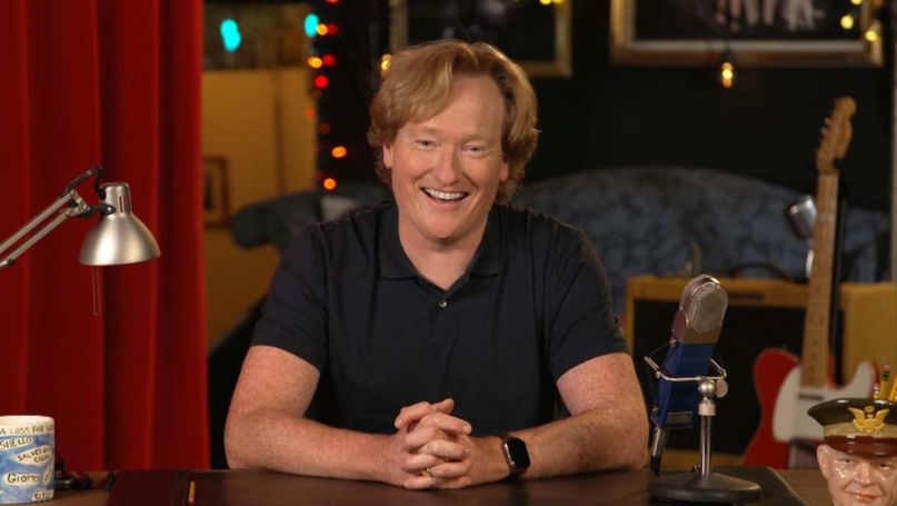 conan o'brien tbs hbo max show weekly
