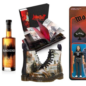 Heavy Metal Holiday Gift Guide