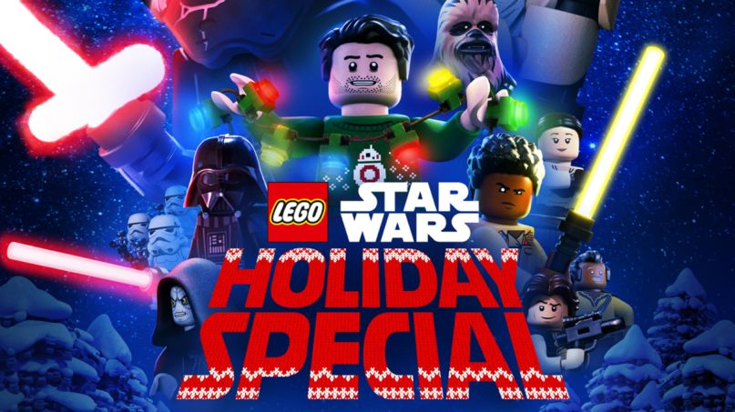 Lego Star Wars Holiday Special Isn't the Christmas Classic You're Looking For: Review