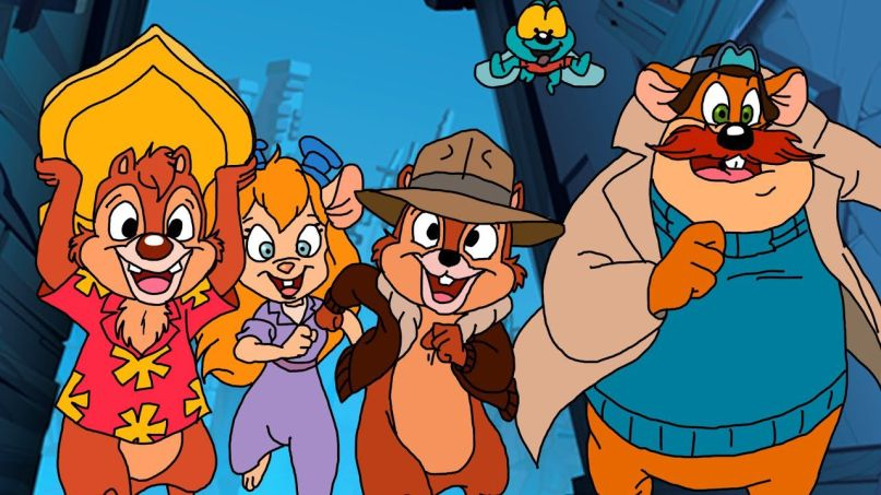 Chip N' Dale: Rescue Rangers