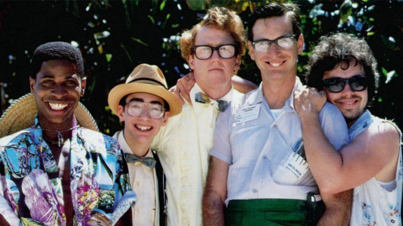 Revenge of the Nerds Seth MacFarlane reboot remake movie film new