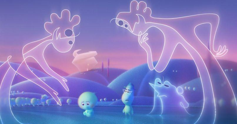 Soul (Disney Pixar)