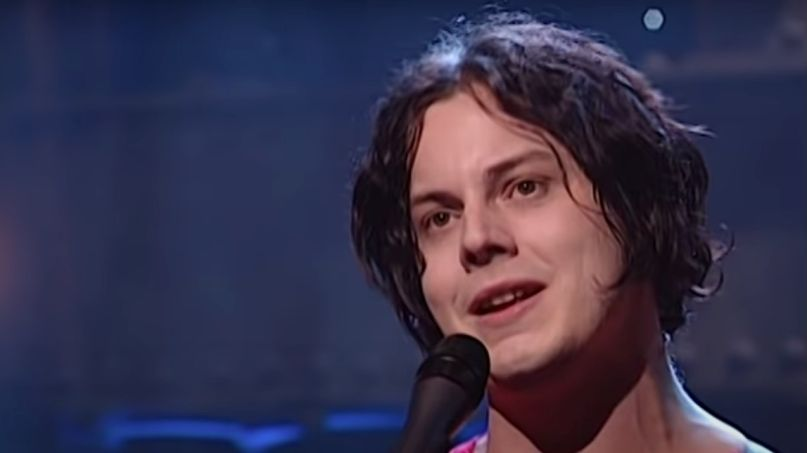 The White Stripes on SNL
