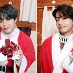 bts jimin v new christmas songs christmas love snow flower