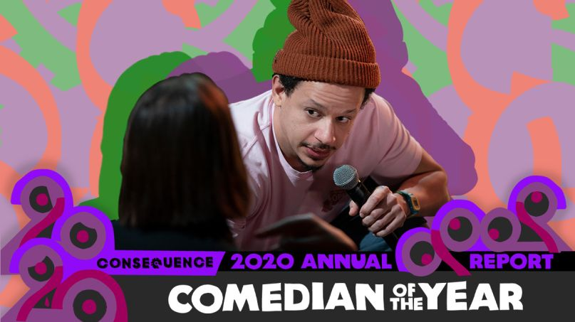 Comedian of the Year Eric Andre