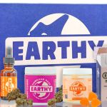 earthy box cbd giveaway flower tincture gummies smokes shadow