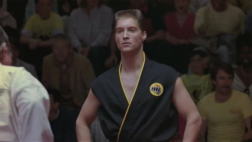 mike barnes Whats Next for Cobra Kai? On Season 4, Terry Silver, Hilary Swank, and Beyond