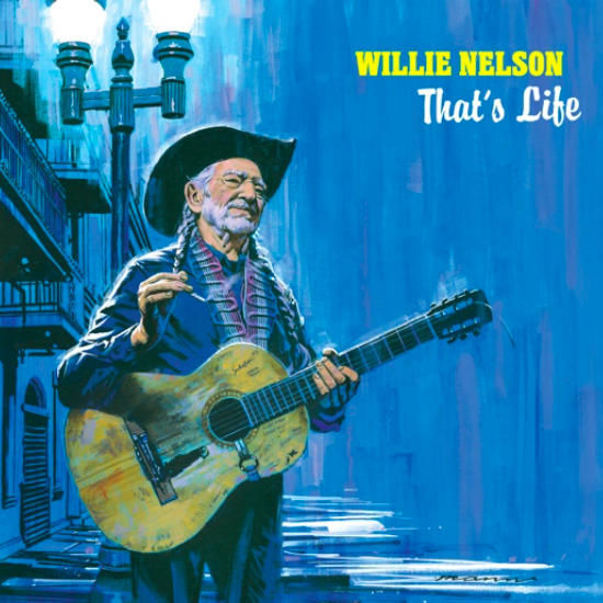 willie nelson frank sinatra album that's life