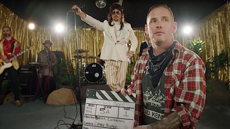"Corey Taylor ""Samantha's Gone"" Video"