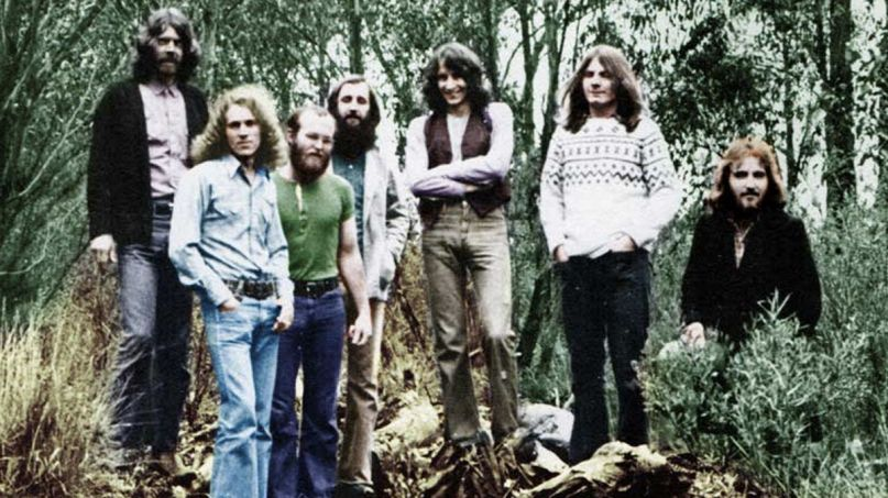 Bon Scott Pre-AC/DC Band Fraternity Box Set