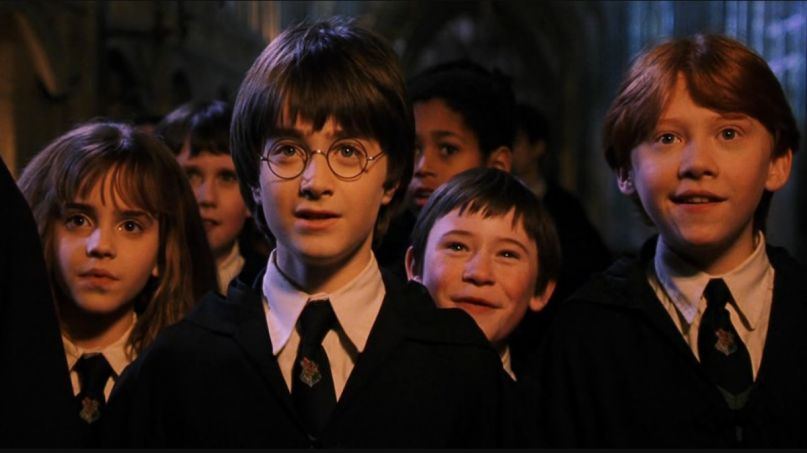 Harry Potter TV series show HBO Max Harry Potter and the Sorcerer's Stone (Warner Bros.)