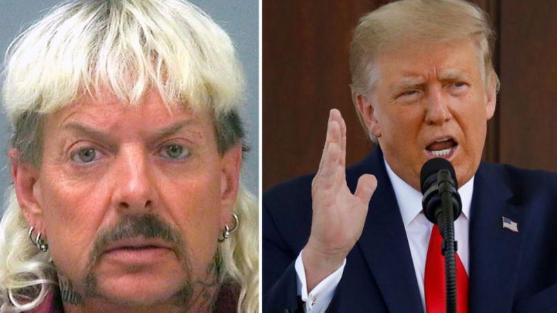 "Joe Exotic ""Too Innocent and Too Gay"" to Receive Trump Pardon"