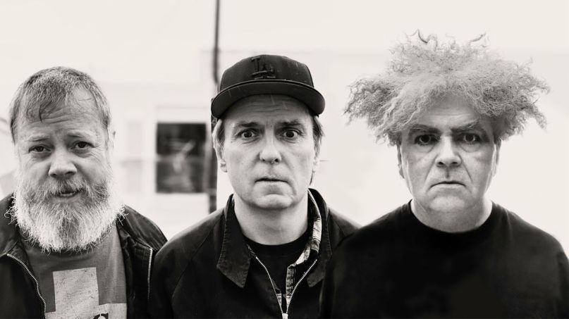 "Melvins New Song ""Caddy Daddy"""