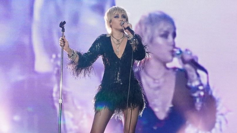 Miley Cyrus Edge of Midnight