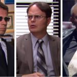 The Office finale cold open new video previously unreleased unseen Dwight Michael (NBC)