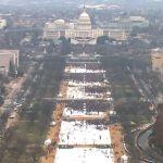 Trump inauguration crowd