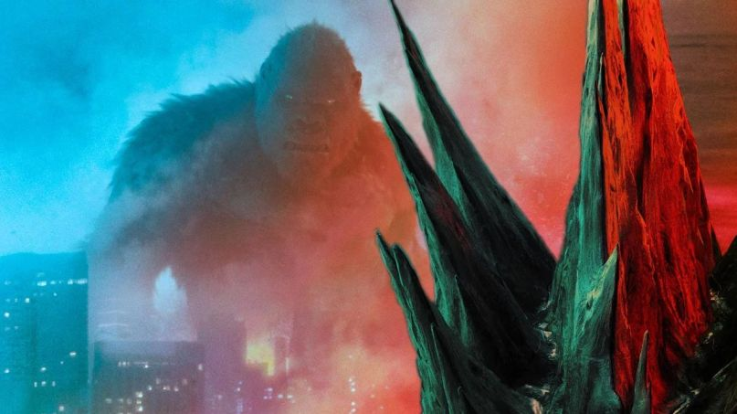 Godzilla vs. Kong Trailer Teases Monster Mayhem In Your Living Room: Watch