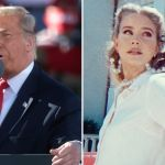 lana del rey interview president donald trump capitol chemtrails over the country club