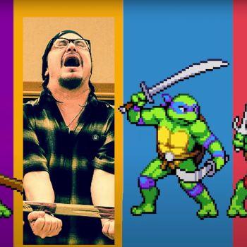 Mike Patton Teenage Mutant Ninja Turtles